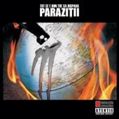 Paraziții - Arde (feat. Cainele) artwork