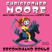 Christopher Moore - Secondhand Souls: A Novel (Unabridged)  artwork