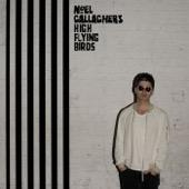 Noel Gallagher's High Flying Birds - Chasing Yesterday  artwork