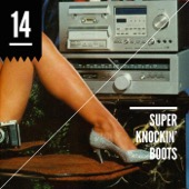 Cover to Super Knockin' Boots's Episode 14