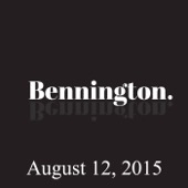 Ron Bennington - Bennington, Claude Shires, August 12, 2015  artwork