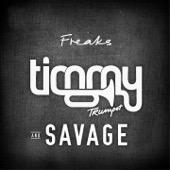 Timmy Trumpet & Savage - Freaks (Radio Edit) illustration