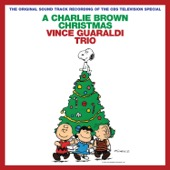 Linus and Lucy - Vince Guaraldi Trio Cover Art