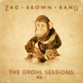 Zac Brown Band - The Grohl Sessions, Vol. 1 - EP  artwork