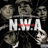 N.W.A. - The Best of N.W.A: The Strength of Street Knowledge  artwork