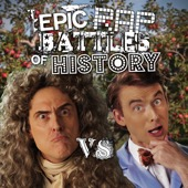 Sir Isaac Newton vs Bill Nye - Epic Rap Battles of History