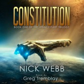 Nick Webb - Constitution (Unabridged)  artwork