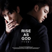 TVXQ - Rise As God - TVXQ! Special Album  artwork