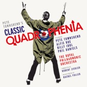 Royal Philharmonic Orchestra, Robert Ziegler, Pete Townshend, Alfie Boe, Billy Idol & Phil Daniels - Pete Townshend's Classic Quadrophenia  artwork