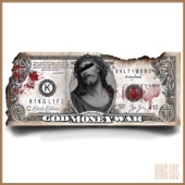 King Los - God, Money, War  artwork