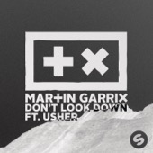 Martin Garrix - Don't Look Down (feat. Usher) artwork