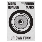 Mark Ronson - Uptown Funk (feat. Bruno Mars)  artwork