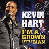 Cover to Kevin Hart's I'm a Grown Little Man