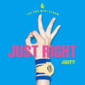 GOT7 - Just Right - EP  artwork