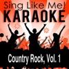 Country Rock, Vol. 1 (Karaoke Version)