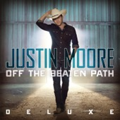 Justin Moore - Off the Beaten Path (Deluxe Edition)  artwork