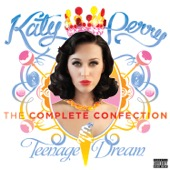 Katy Perry - Teenage Dream: The Complete Confection  artwork