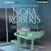 Nora Roberts - Night Moves (Unabridged)  artwork