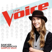 sawyer fredericks-simple man the voice performance