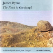 James Byrne - The Road to Glenlough  artwork