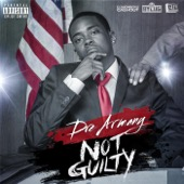 Dre Armany - Not Guilty  artwork