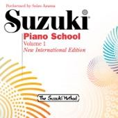 Seizo Azuma - Suzuki Piano School, Vol. 1  artwork