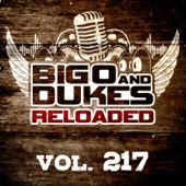 Cover to Big O and Dukes Reloaded's Phi Grabba Assa, Vol. 217