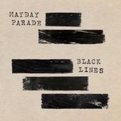 Mayday Parade - Black Lines  artwork