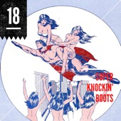 Cover to Super Knockin' Boots's Episode 18