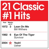 Various Artists - 21 Classic #1 Hits  artwork