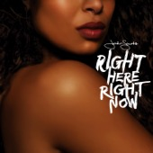 Jordin Sparks - Right Here Right Now  artwork