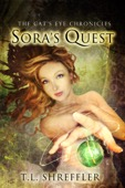 T. L. Shreffler - Sora's Quest (The Cat's Eye Chronicles #1)  artwork