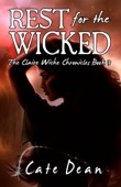 Cate Dean - Rest For The Wicked - The Claire Wiche Chronicles Book 1  artwork