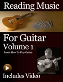 Stefan Schyga - Reading Music for Guitar Vol. 1  artwork