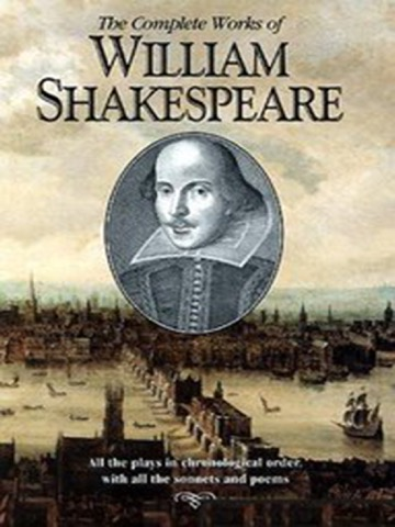 Name of books written by william shakespeare