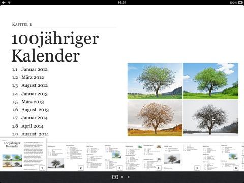 itunes b cher 100j hriger kalender von kai bruchmann. Black Bedroom Furniture Sets. Home Design Ideas