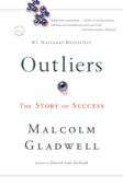 Malcolm Gladwell - Outliers  artwork