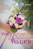 Regina Duke - The Wedding Wager  artwork