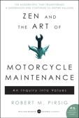 Robert M. Pirsig - Zen and the Art of Motorcycle Maintenance  artwork