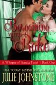 Julie Johnstone - Bargaining with a Rake  artwork