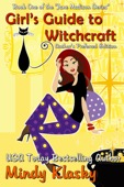 Mindy Klasky - Girl's Guide to Witchcraft  artwork