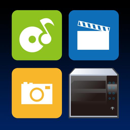 SmartStor Fusion Stream DLNA Digital Media App
