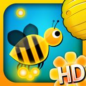蜜蜂采蜜高清版