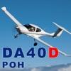 Diamond DA40D POH