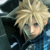 FINAL FANTASY VII ADVENT CHILDREN COMPLETE Larger-than-Life Gallery iPhone / iPad