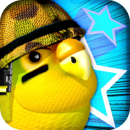 Non Flying Soldiers (AppStore Link)