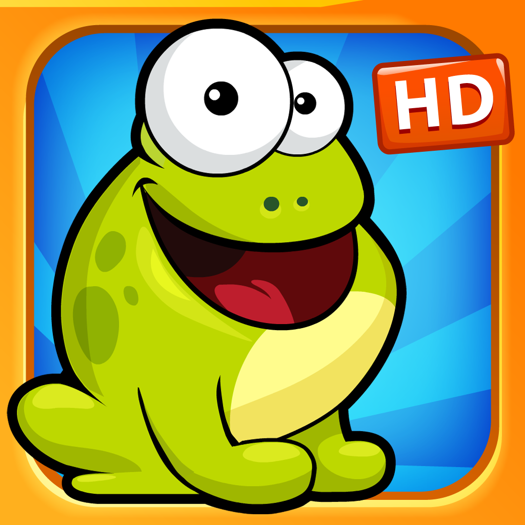 Tap the Frog HD (AppStore Link)