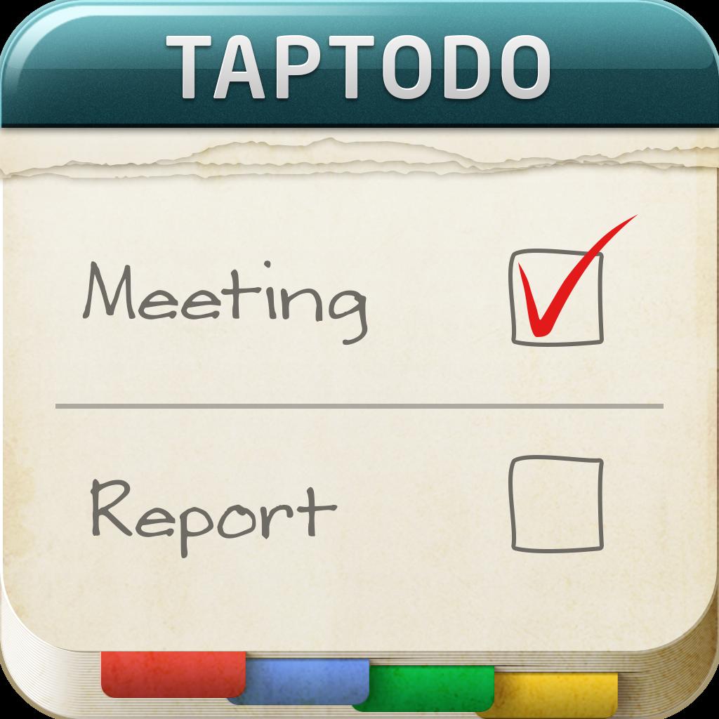 Taptodo; Google tasks client