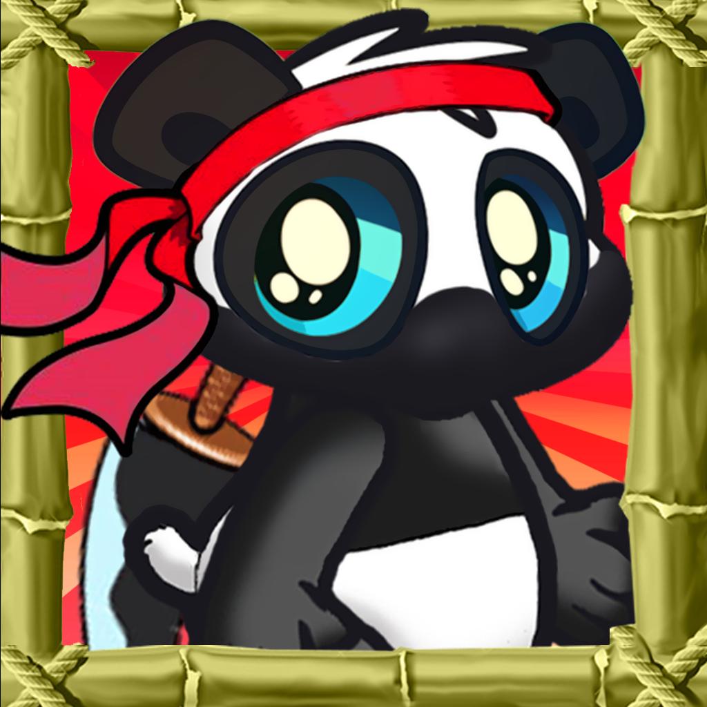 Escape The Ninja Pandas Super Ninja Panda Bamboo