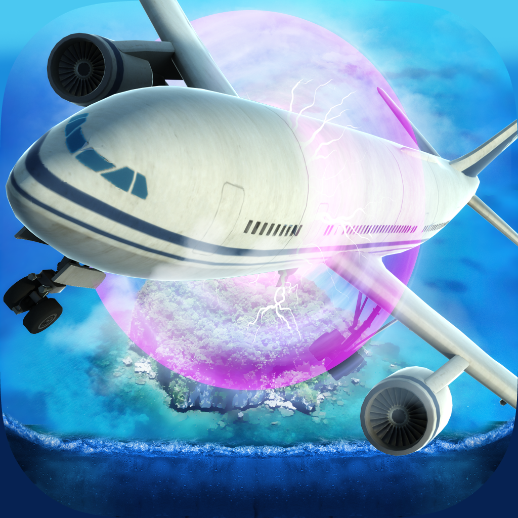 Airliner Flight Training Rally : Realistic Air Plane Flying Simulator Free!